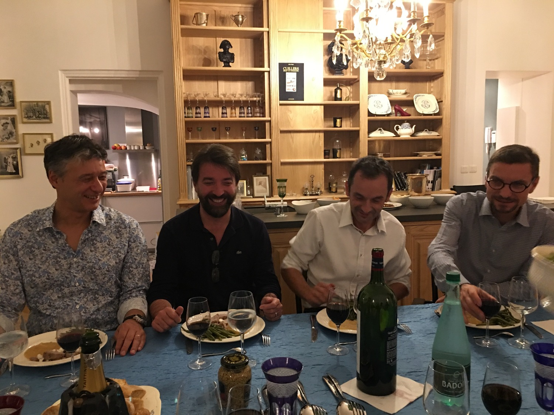 Team building culinaire paris cours de cuisine priv for Paris cours de cuisine