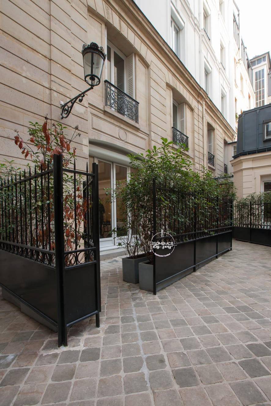 Salle de séminaire à Paris 8 pour Team Building à Paris - Extérieur